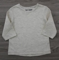 NEXT Boys Long Sleeved Shirt (GRAY) (3 Month to 6 years)