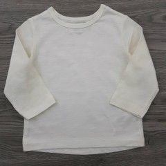 NEXT Boys Long Sleeved Shirt (WHITE) (3 Month  to 6 years)