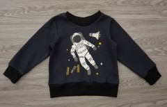 H AND M Boys Long Sleeved Shirt (BLACK) (2 to 11 years)