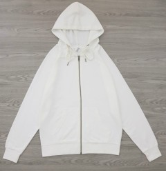 INDEPENDENT TRADING COMPANY Ladies Hoodie (WHITE) (S - M - L - XL)