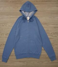 SMART BLANKS Ladies Hoody (BLUE) ( S - M - XL)