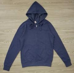 SMART BLANKS Ladies Hoodie (BLUE) (S - XL)