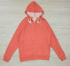 SMART BLANKS Ladies Hoodie (RED) (XL)