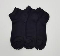 PROACTIVE Mens Socks 3 Pcs Pack (BLACK) (FREE SIZE)