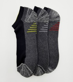 FITTER FIT FOR ME Mens Sports Socks 3 Pcs Pack (AS PHOTO) (FREE SIZE)