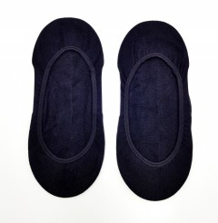 PROACTIVE Ladies Foot Liners 2 Pcs Pack (BLACK) (FREE SIZE)