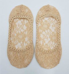 PROACTIVE Ladies Foot Liners 2 Pcs Pack (CREAM) (FREE SIZE)