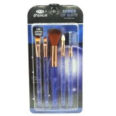 EXMON Make Up Brush Set (Pack of 5) (FRH)