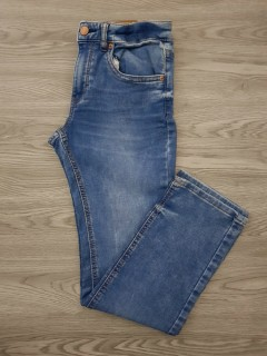DENIM LINDEX Girls Pants (BLUE) (2 to 14 Years)