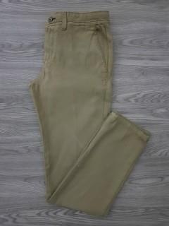 OLD SEAMS Mens Twill Long pants (KHAKI) (30 to 40 WAIST)