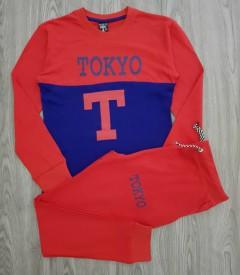 TOKYO Boys 2 Pcs Pyjama Set (RED-BLUE) ( 2 to 10 Years)