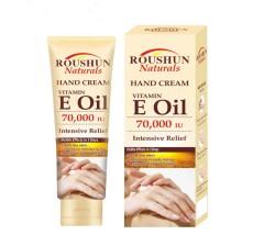 ROUSHUN Vitamin E Oil Skin Hand Cream 100ml (Exp: 16.11.2025) (MOS)