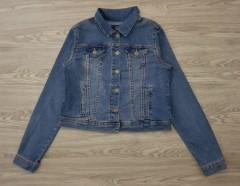 STUDIO V Girls Jacket (BLUE) (S - M - L - XL)