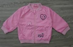 ERGEE Girls Jacket (PINK) (6 to 18 Months)