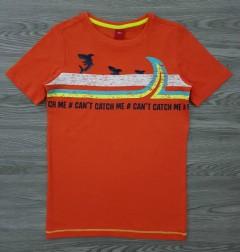 SOLIVER Boys T-Shirt (ORANGE) (104 CM to 140 CM)