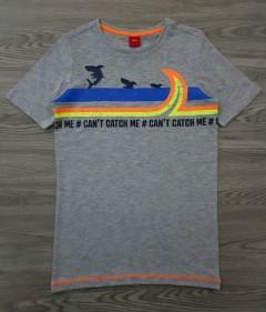 SOLIVER Boys T-Shirt (GRAY) (104 to 140 CM)