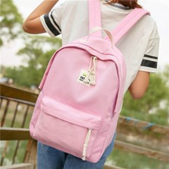 Ladies Back Pack (PINK) (OS)