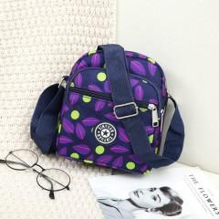 Ladies Bags (PURPLE - NAVY) (Os)