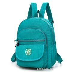 Back Pack (BLUE - GRREN) (Os)