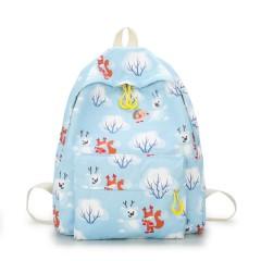 Back Pack (LIGHT BLUE) (Os)