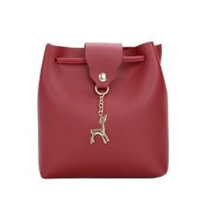 Ladies Bags (MAROON) (Os)