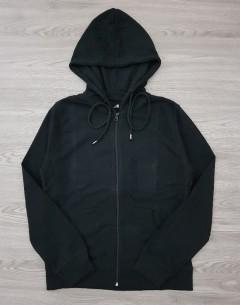 LEFTIES Ladies Zipper Hoody (BLACK) (S - M - L - XL)