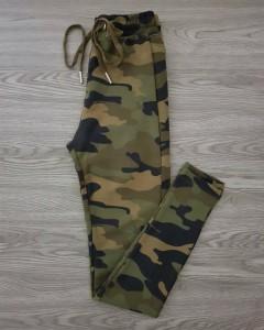 BERSHKA Ladies Pants (ARMY) (XS - S - M - L - XL)