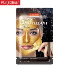 PUREDERM Galaxy Gold Peel-Off Mask 10g (MOS)
