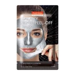 PUREDERM Galaxy Silver Peel-Off Mask 10g (MOS)