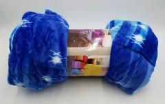 GB FASHION Blanket (BLUE) (220 / 250 CM) (FRH)