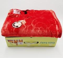 COMPOSITION Baby Blanket (RED) (100 / 120 CM) (FRH)
