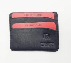 PHILIPPE MORGAN Card Holder (BLACK) (OS)