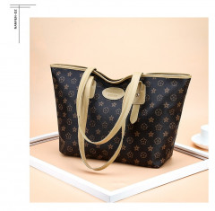 Ladies Bag (BROWN) (Os)