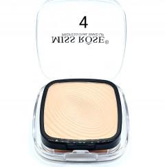 MISS ROSE Compact Powder 12G  (No.04) (FRH)