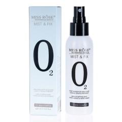 MISS ROSE Mist and Fix Makeup Fixing Spray 125ML (FRH)