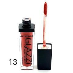 GLAZZI Lip Gloss Long Lasting (No.13) (FRH)