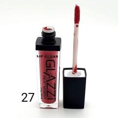 GLAZZI Lip Gloss Long Lasting (No.27) (FRH)