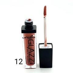 GLAZZI Lip Gloss Long Lasting (No.12) (FRH)