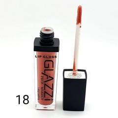 GLAZZI Lip Gloss Long Lasting (No.18) (FRH)