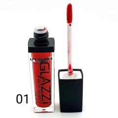 GLAZZI Lip Gloss Long Lasting (No.01) (FRH)