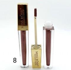 MISS ROSE Lip Gloss (No.08) (FRH)