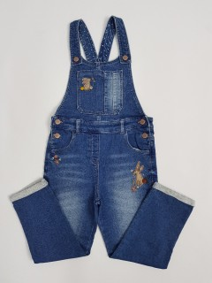 NEXT Girls Jeans  Romper (BLUE) (3 Month to 7 Years)