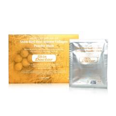 SKIN DOCTOR Snow Bird Nest Intense Collagen Powder Mask 20G * 10 Pcs (Exp: 09.2022) (MOS)