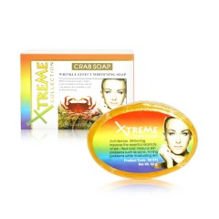 XTREME Crab soap Wrinkle Effect Whitening Soap 65G (MOS)