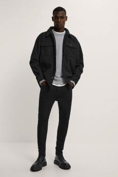 ZARA Mens Jeans (BLACK) (36 to 46 EURO)