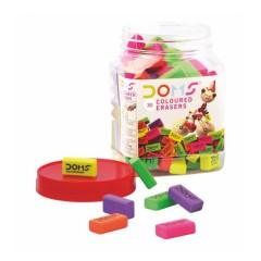 DOMS Coloured Eraser (30 Pcs) (FRH)