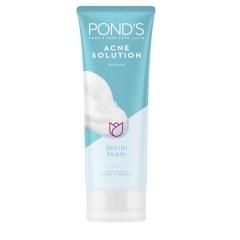PONDS Acne Solution Facial Foam Indonesia 100G (MOS)