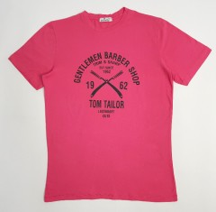 TOM TAILOR Mens T-Shirt (PINK) (S - M)
