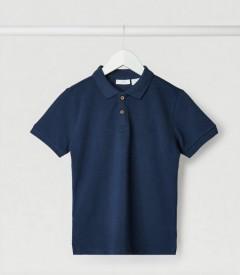 MANGO Boys Polo Shirt (NAVY) (5 to 14 Years)