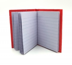Exercise Book A786 (RED) (MOS)